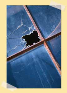 Image of Broken Window