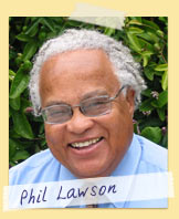 Photo of Phil Lawson